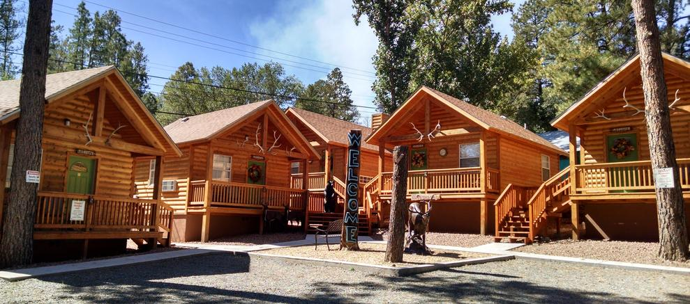 10 Cabins In Red River, New Mexico - Updated 2020 | Trip101